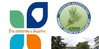 ΔΑΠΑΧΟ - Ανεξάρτητη Ενωτική Κίνηση Παπάγου- Χολαργού