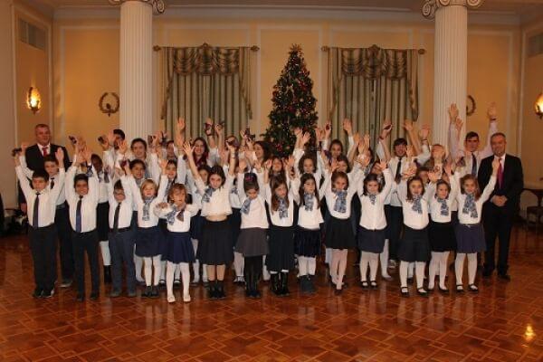 Παιδική Χορωδία Δήμου Παπάγου - Χολαργού