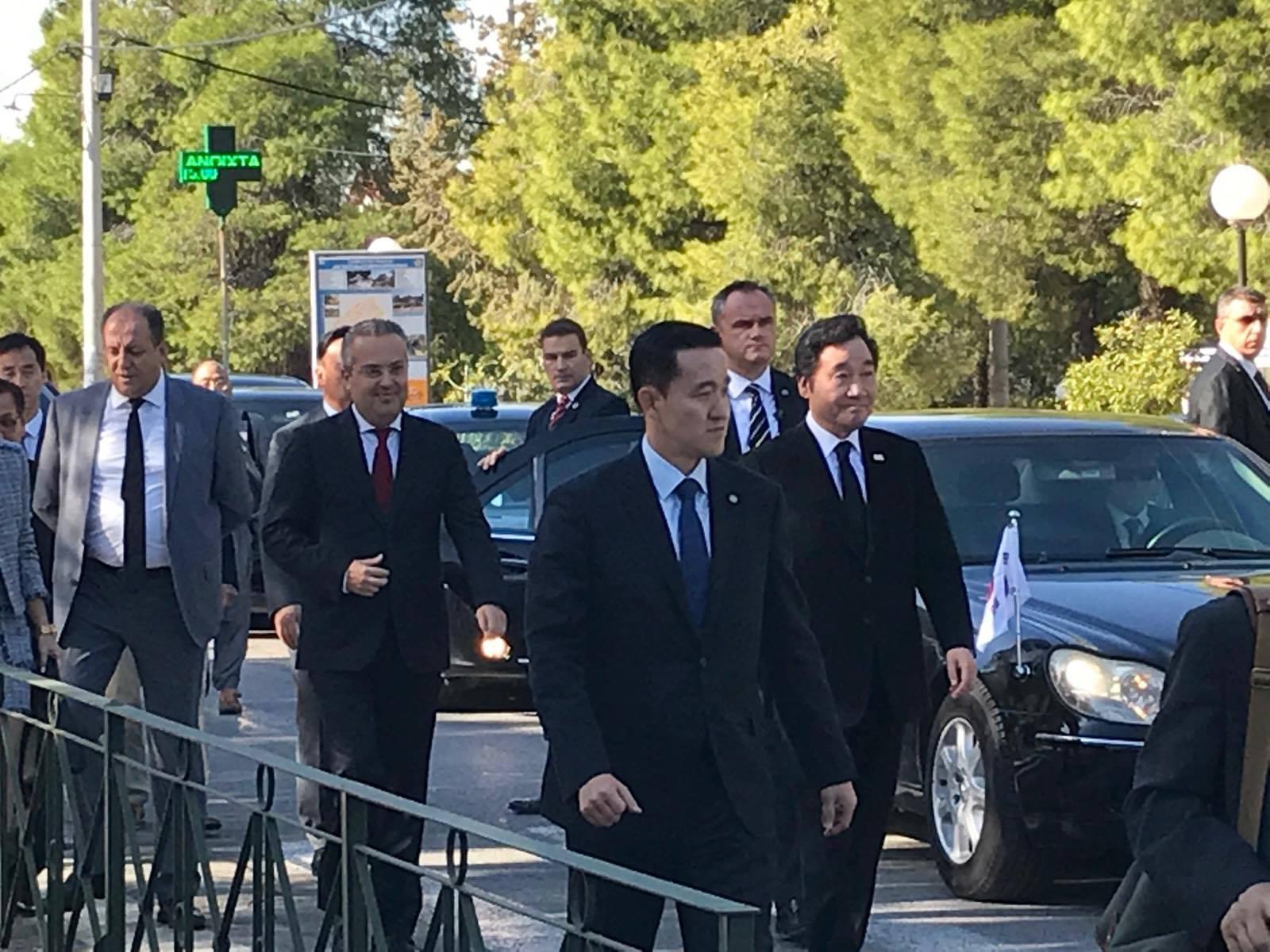 Επίσκεψη του Πρωθυπουργού της Δημοκρατίας της Κορέας στον Δήμο Παπάγου – Χολαργού