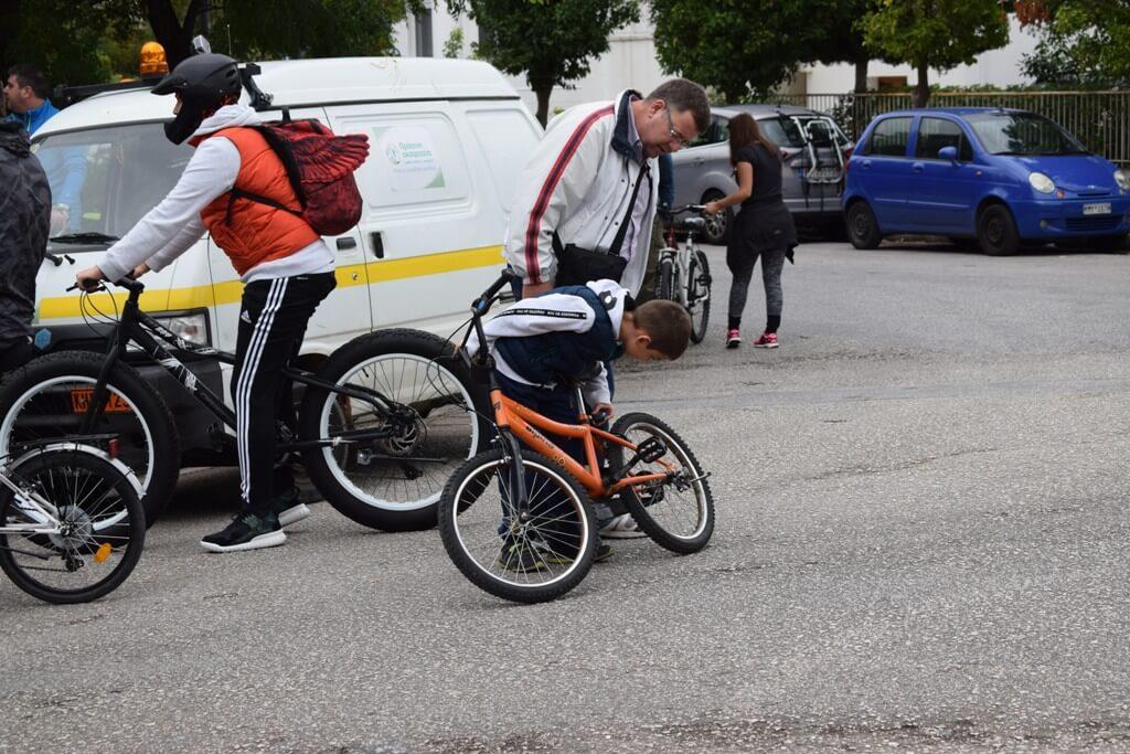4ος Ποδηλατικός γύρος Παπάγου - Χολαργού