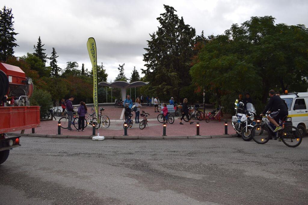 4ος Ποδηλατικός γύρος Παπάγου -Χολαργού