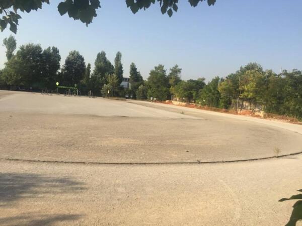 Έναρξη εργασιών στο Αθλητικό Κέντρο Παπάγου