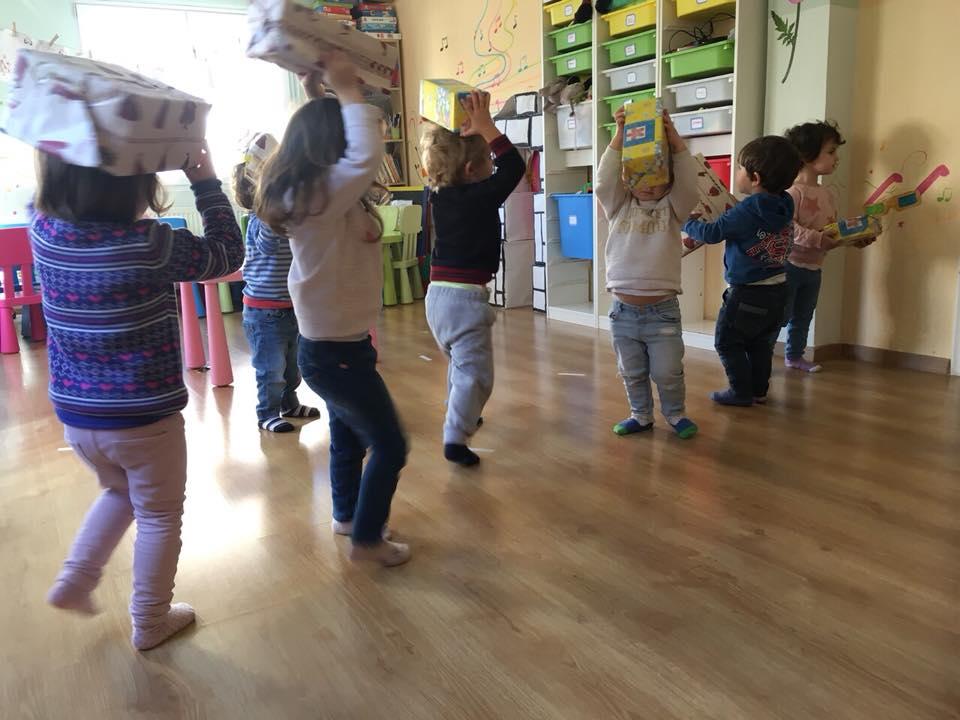 Το παιχνίδι της χαράς στο δημαρχείο Παπάγου- Χολαργού