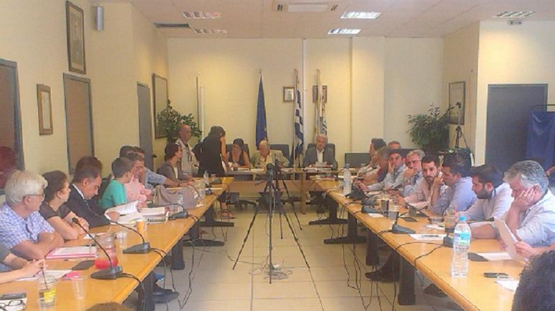 Την Τρίτη συνεδριάζει το Δημοτικό συμβούλιο Αγ. Παρασκευής
