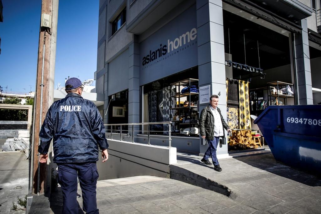Έκρηξη στο Χαλάνδρι σε κατάστημα με είδη σπιτιού