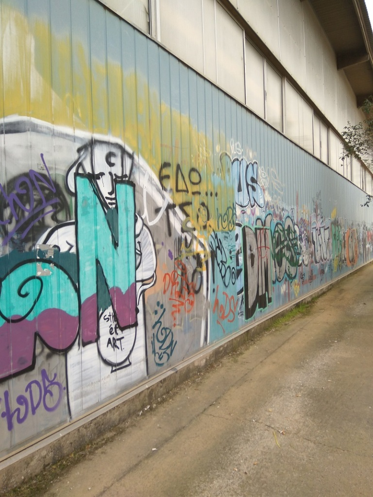 Ο «πόλεμος» κατά των αντιαισθητικών γκράφιτι συνεχίζεται