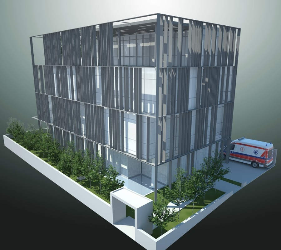 Εκδόθηκε η άδεια δόμησης για το κτίριο Πολυιατρείων – ΚΑΠΗ στη Δημοτική Κοινότητα Παπάγου