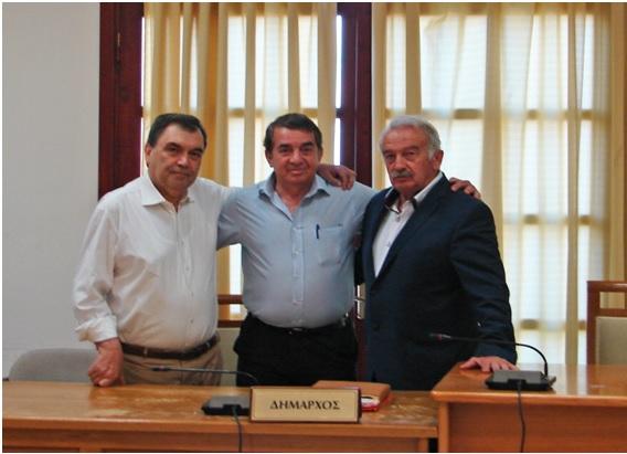 Παραίτηση Κώστα Τίγκα από Γενικός Γραμματέας Δήμου Πεντέλης