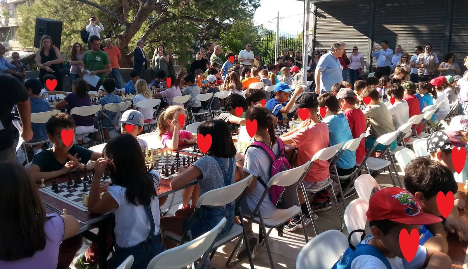 20ο Σκακιστικό Κύπελλο Δημοτικών Σχολείων Χαλανδρίου