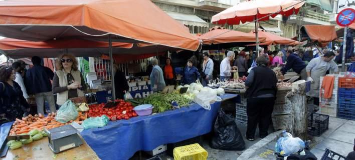 Αλλαγή θέσεως Λαϊκής Αγοράς Δημοτικής Κοινότητας Παπάγου.