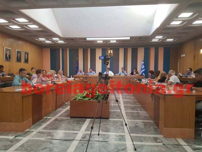 Σήμερα το Δημοτικό Συμβούλιο του Παπάγου - Χολαργού