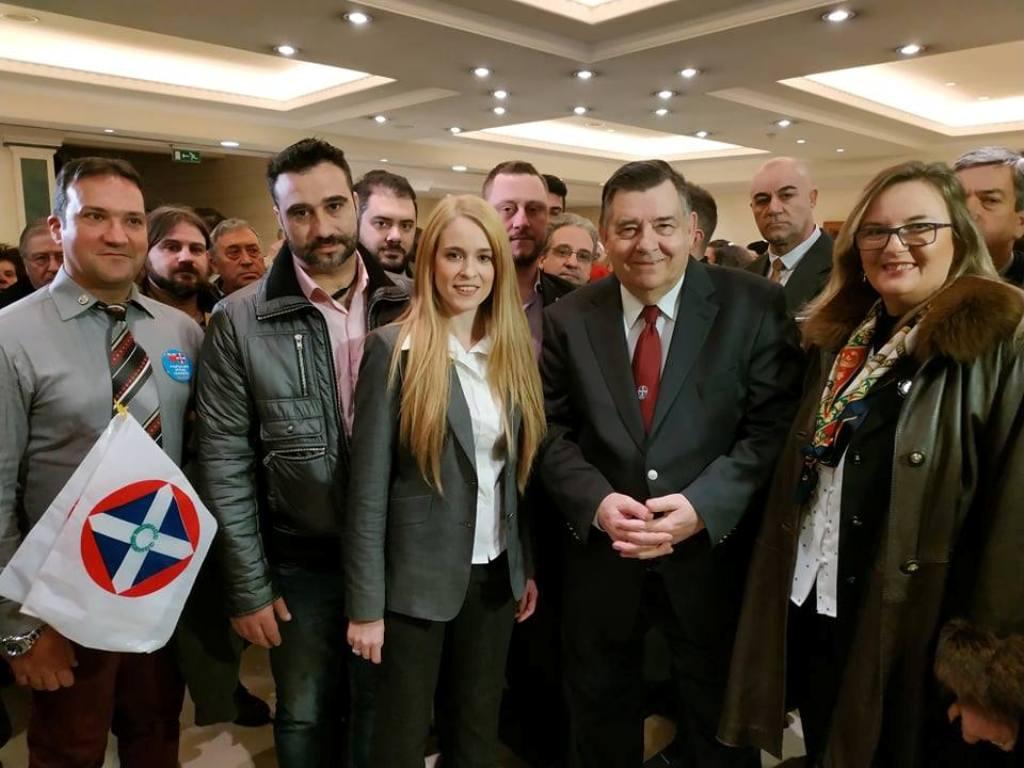 Υποψήφια στις Ευρωεκλογές η Δήμητρα Κούτρα