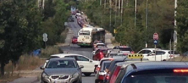 Κυκλοφοριακό-Διαμπερής Κυκλοφορία - Στάσιμα από Χρόνια