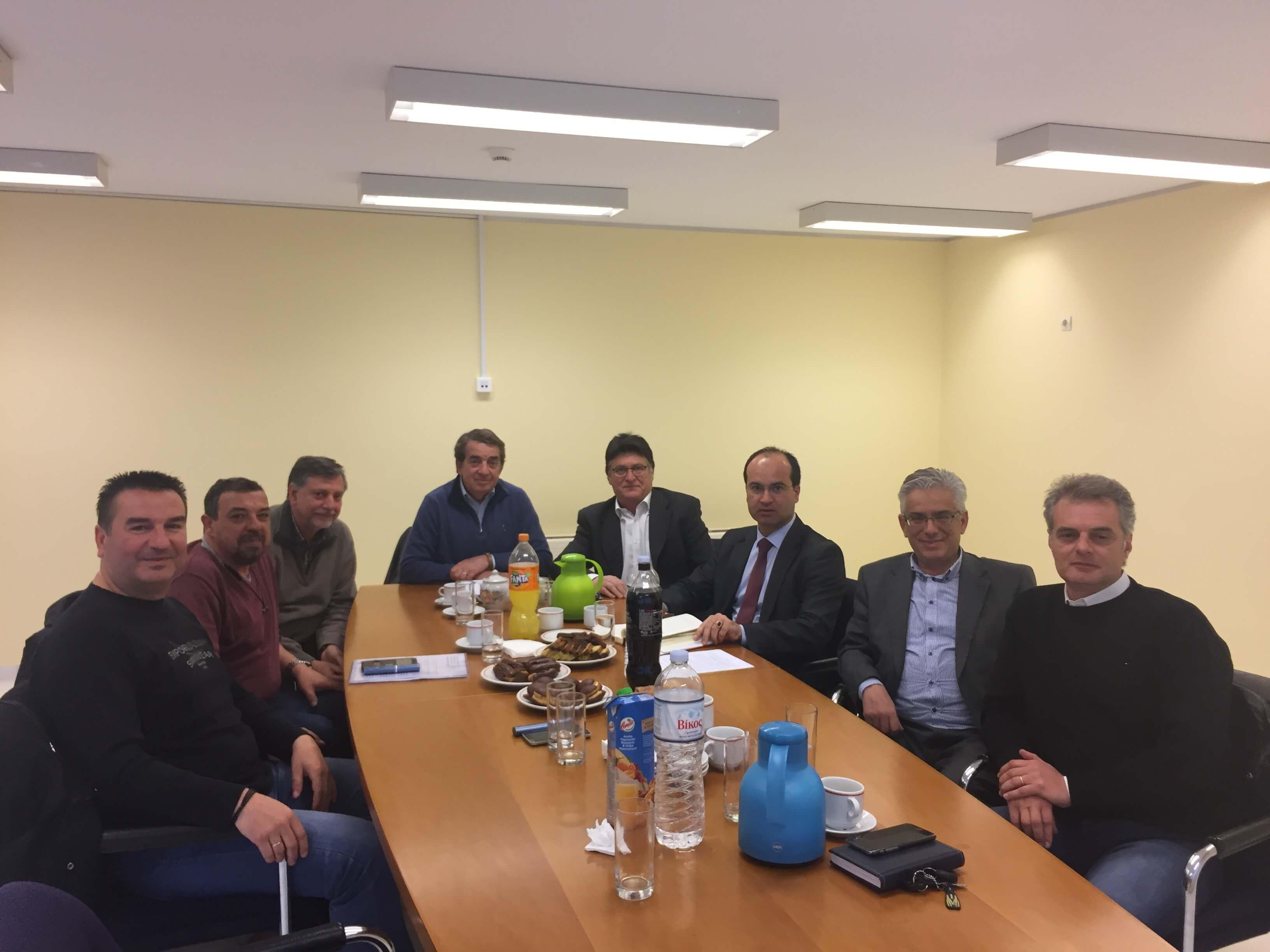 Συνάντηση Υποψηφίου Δημάρχου με το Διοικητικό Συμβούλιο Ένωσης Γονέων