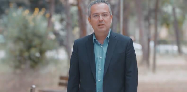 Ηλίας Αποστολόπουλος Μαζί πετύχαμε πολλά.