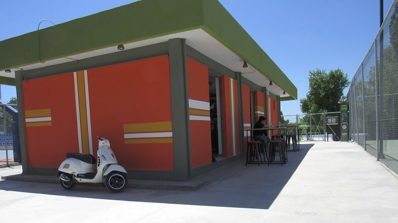 Ξεκίνησε η λειτουργία του Κυλικείου στο Αθλητικό Κέντρου Παπάγου