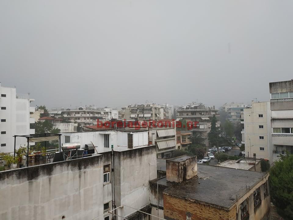 Χαμός αυτή την στιγμή στον δήμο Παπάγου - Χολαργού