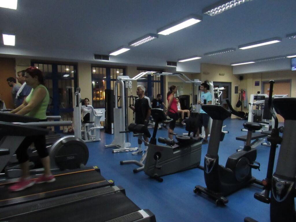 Αθλητικό Κέντρο Παπάγου: Καλοκαιρινό απόγευμα