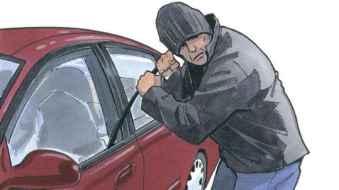 Νέα κλοπή αυτοκινήτου στον Χολαργό. Κάτι πρέπει να γίνει