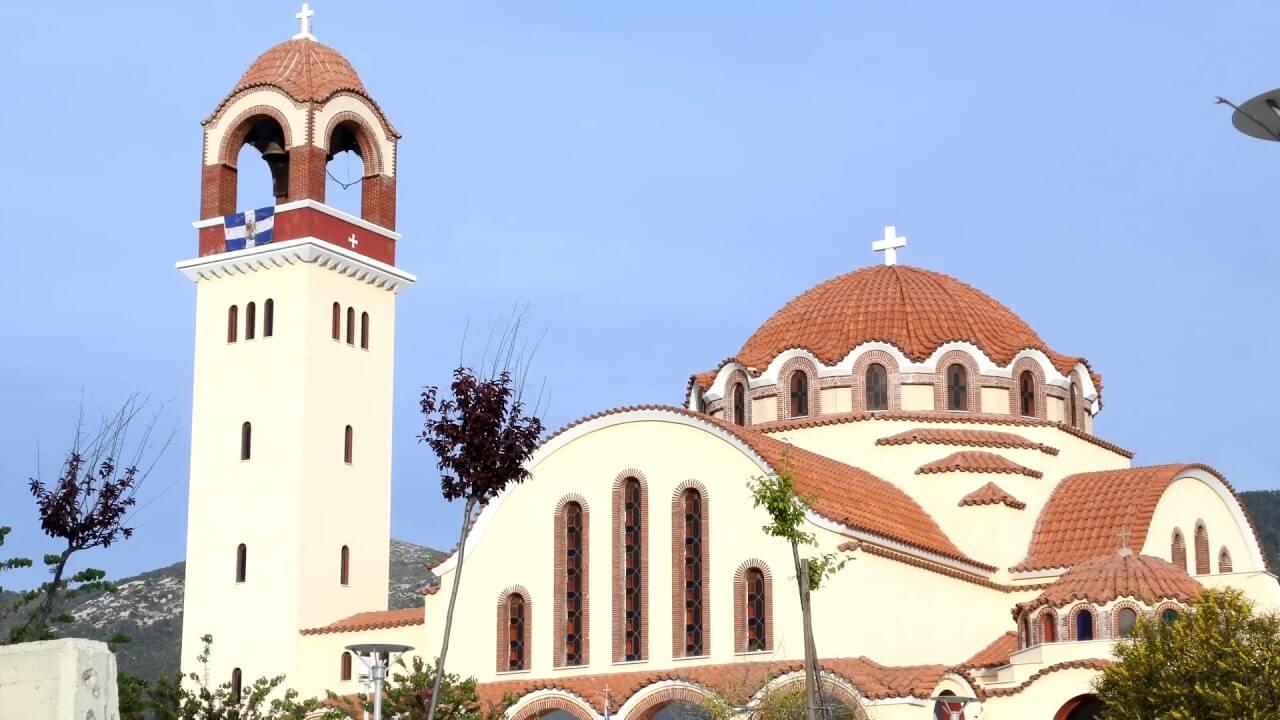Ιερός Ναός Αγίου Γεωργίου Παπάγου: Κωδονοκρουσίες λόγο συντήρησης