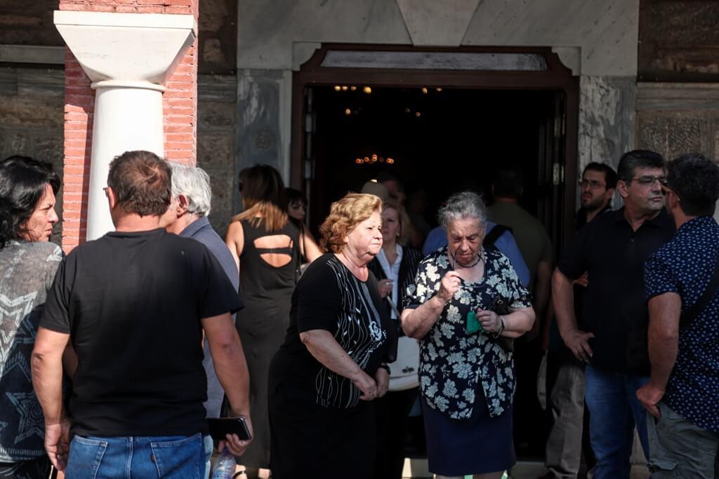 Κώστας Αρβανίτης: Το τελευταίο αντίο είπαν στο Χαλάνδρι