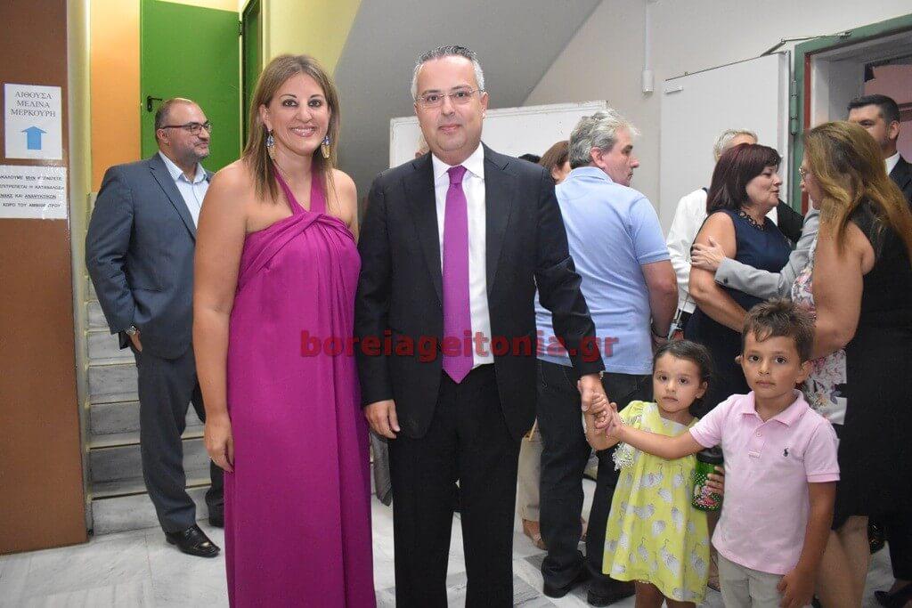 """""""Ηλίας Αποστολόπουλος : Δείτε την ορκωμοσία του Δημάρχου"""