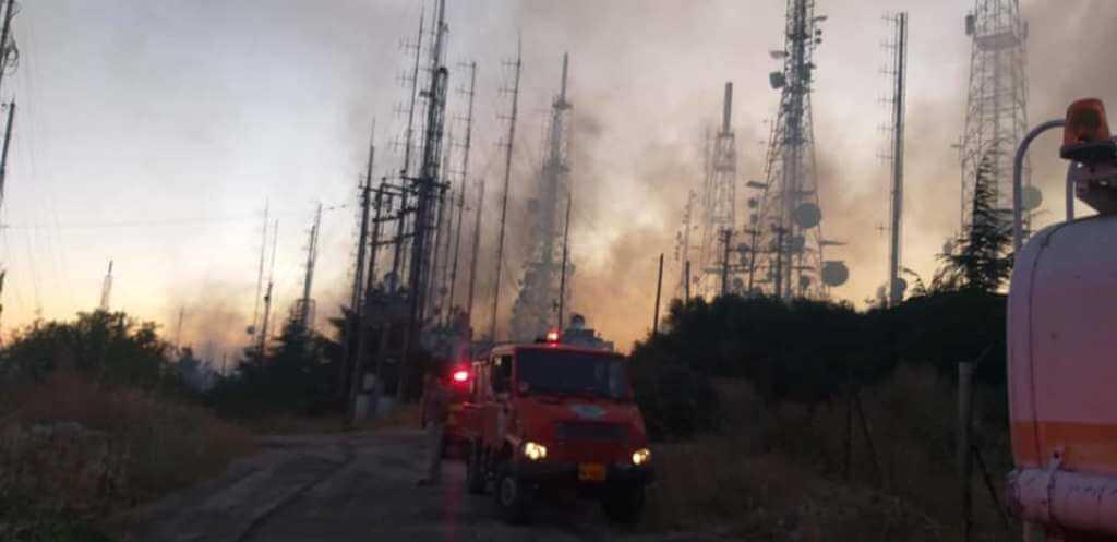 Υμηττός πυρκαγιά: Όλες οι εθελοντικές ομάδες Παπάγου - Χολαργού