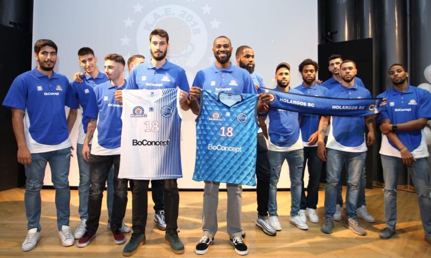 Χολαργός μπάσκετ: ΚΑΕ Χολαργός ανακοίνωση για την ομάδα