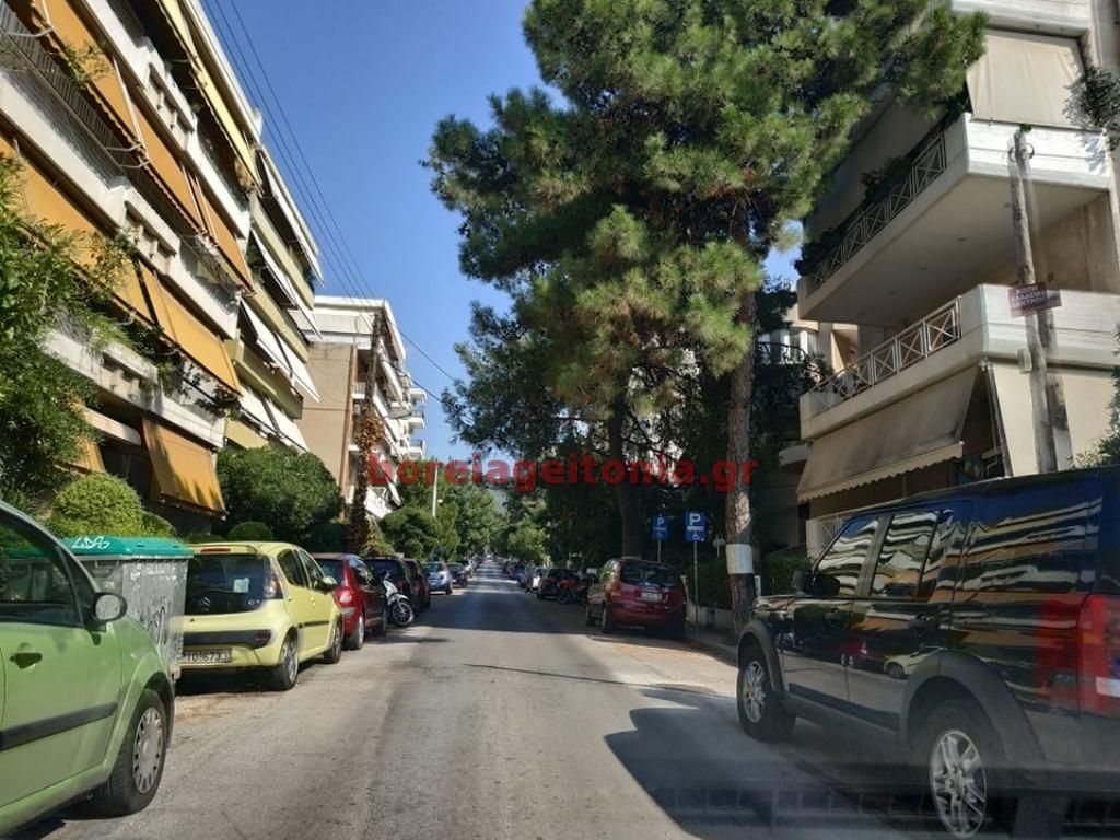 Χολαργός πυροβολισμοί: ''Γάζωσαν'' με σφαίρες αυτοκίνητο