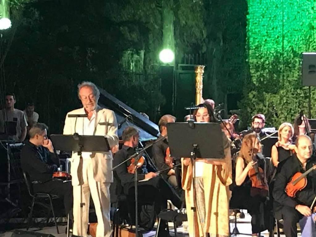 Γιάννης Μαρκόπουλος: Πλήθος κόσμου στην συναυλία