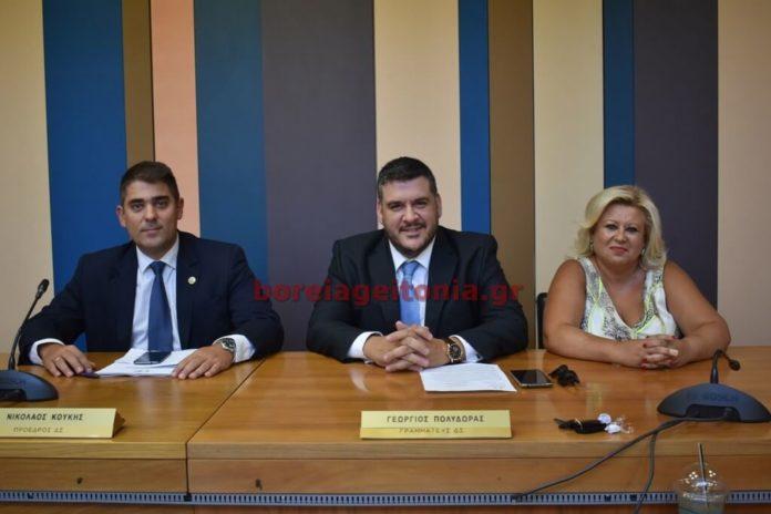 Ηλίας Αποστολόπουλος: Νεανικό αίμα στο προεδρείο του ΔΣ