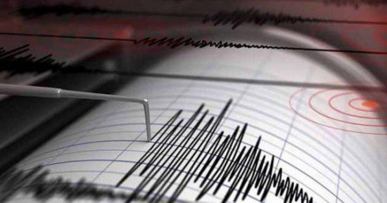 Σεισμός τώρα: 5,5 βαθμών της κλίμακας Ρίχτερ στην Κρήτη