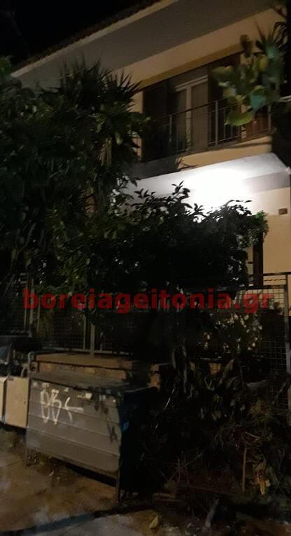 Συμβαίνει τώρα: Φωτιά σε ισόγειο διαμέρισμα την Εθνική Αμύνης