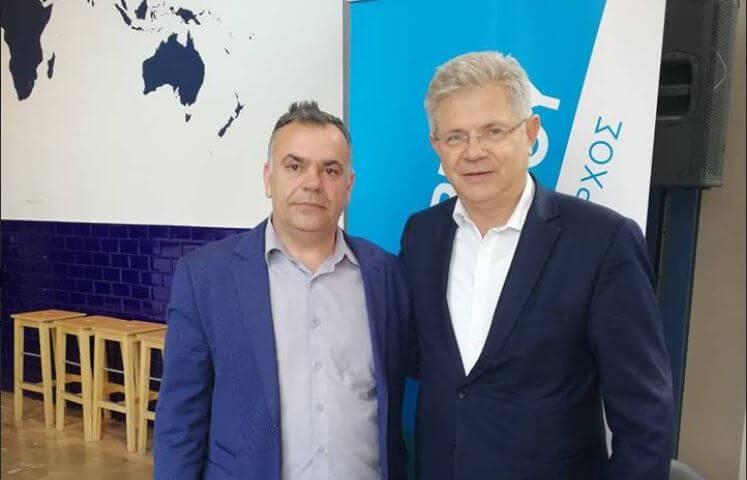 Δήμος Αγίας Παρασκευής: «Λύση συνεργασίας» παρατάξεων Αλεξόπουλου – Οικονόμου