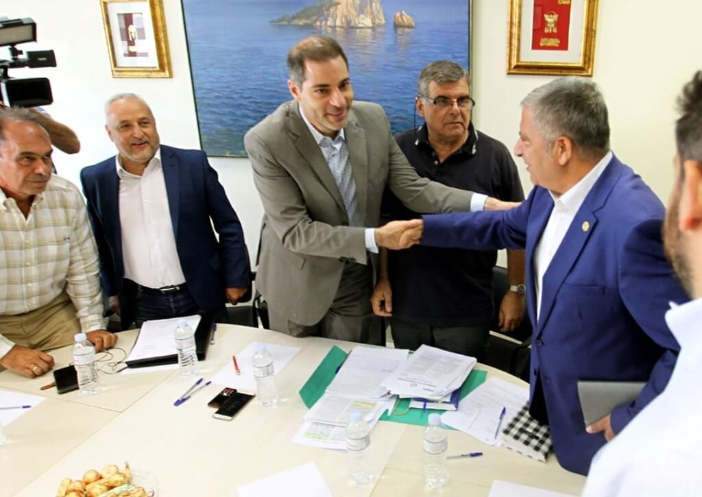 Ηλίας Αποστολόπουλος: Στην σύσκεψη Πατούλη με δημάρχους Αττικής