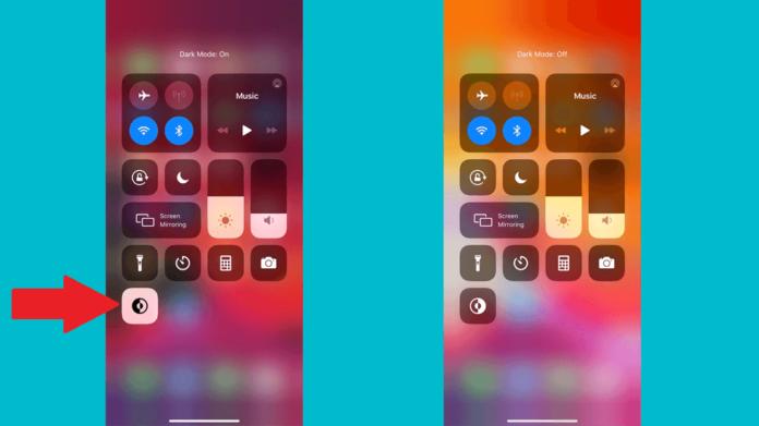 iOS 13: Πώς να ενεργοποιήσετε το Dark Mode