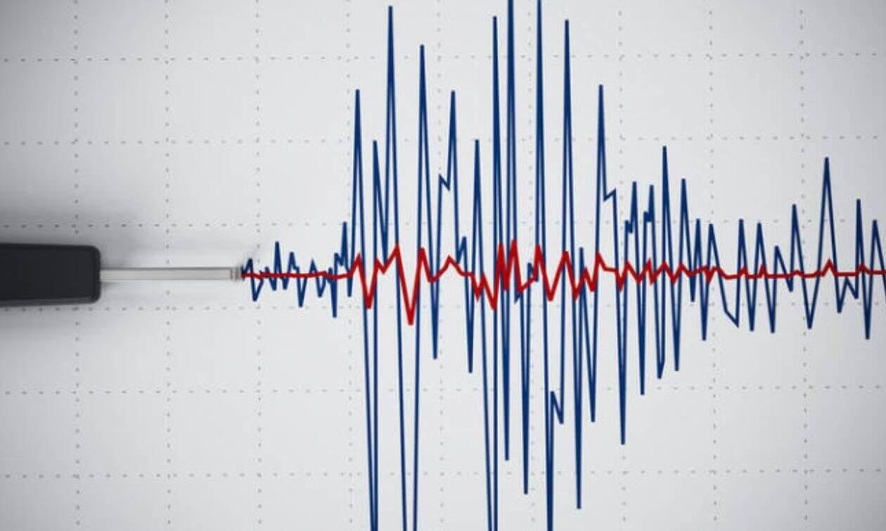 Σεισμός τώρα: Ισχυρός σεισμός στο Ιόνιο