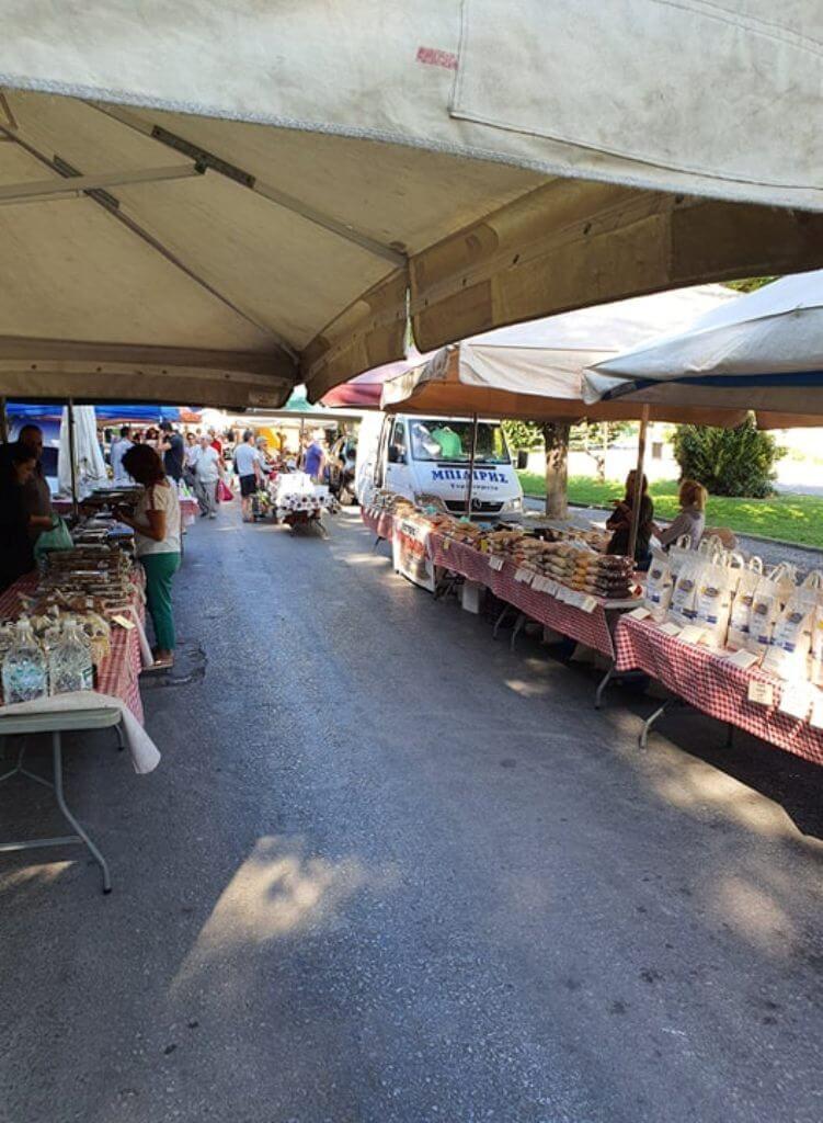 Χωρίς Μεσάζοντες Χολαργός: Ελληνικά προϊόντα από τον παραγωγό στην κατανάλωση