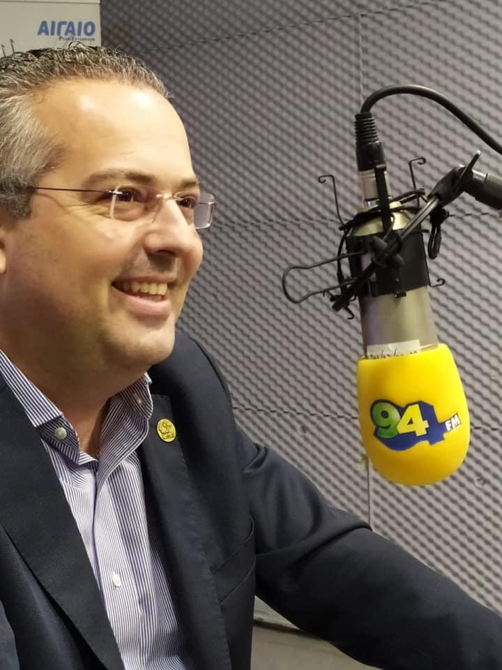 Ηλίας Αποστολόπουλος: Οι δημότες Παπάγου – Χολαργού αναγνώρισαν το έργο μας