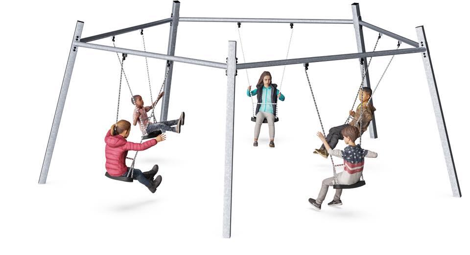 Στρατ. Αλέξανδρου Παπάγου: Ριζική αναβάθμιση της παιδικής χαράς στο πάρκο