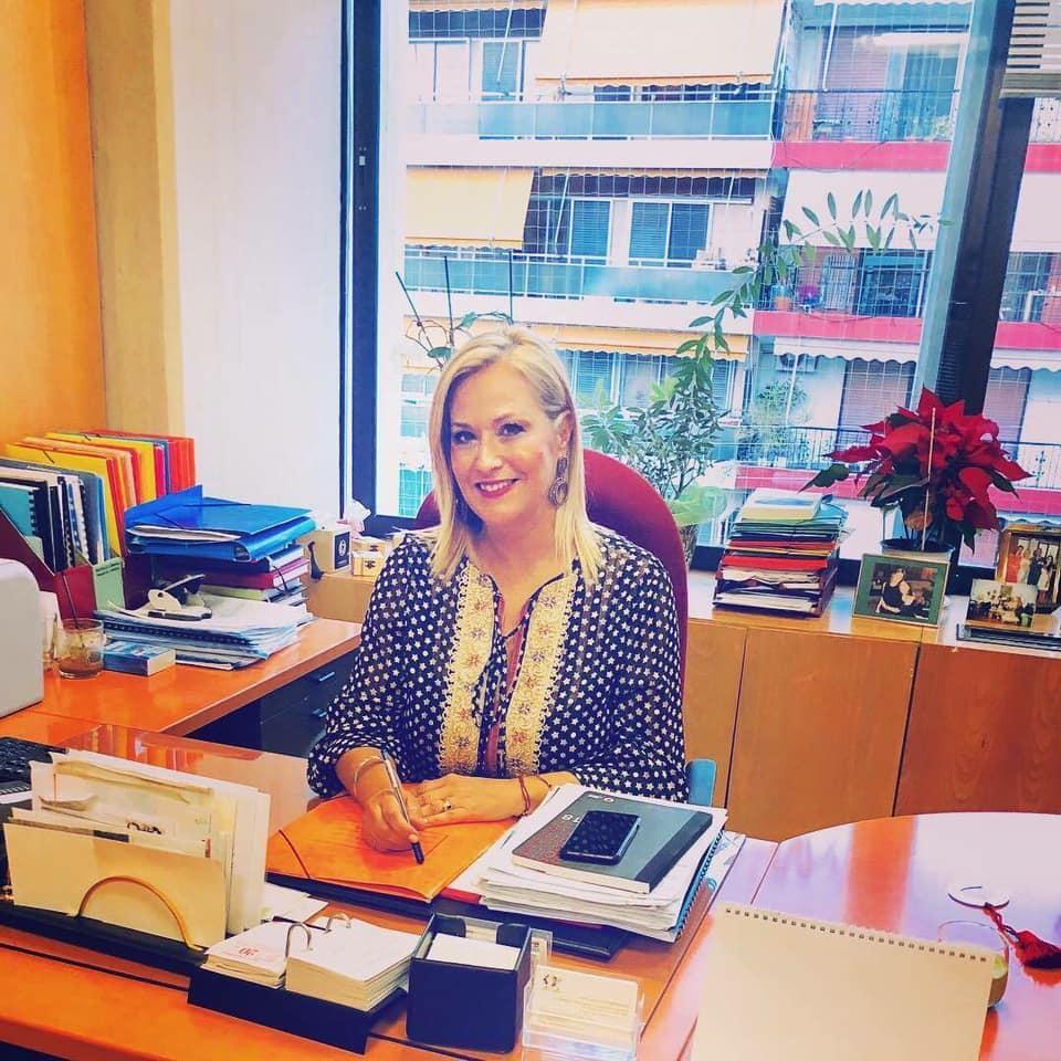 Άννα-Μαρία Τσικρικώνη: Και αυτή δίνει την μισή της αποζημίωση ως αντιδήμαρχος