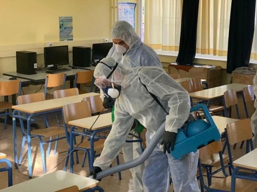 Ακόμη 15 σχολεία κλείνουν λόγω κορωνοϊού