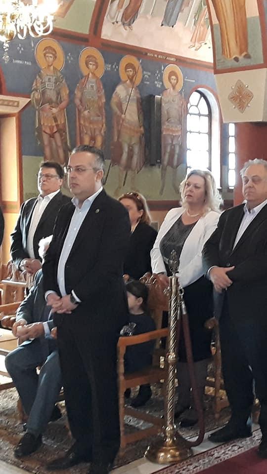 Δήμος Παπάγου - Χολαργού: Ετήσιο μνημόσυνο δημάρχων και δημοτικών συμβούλων