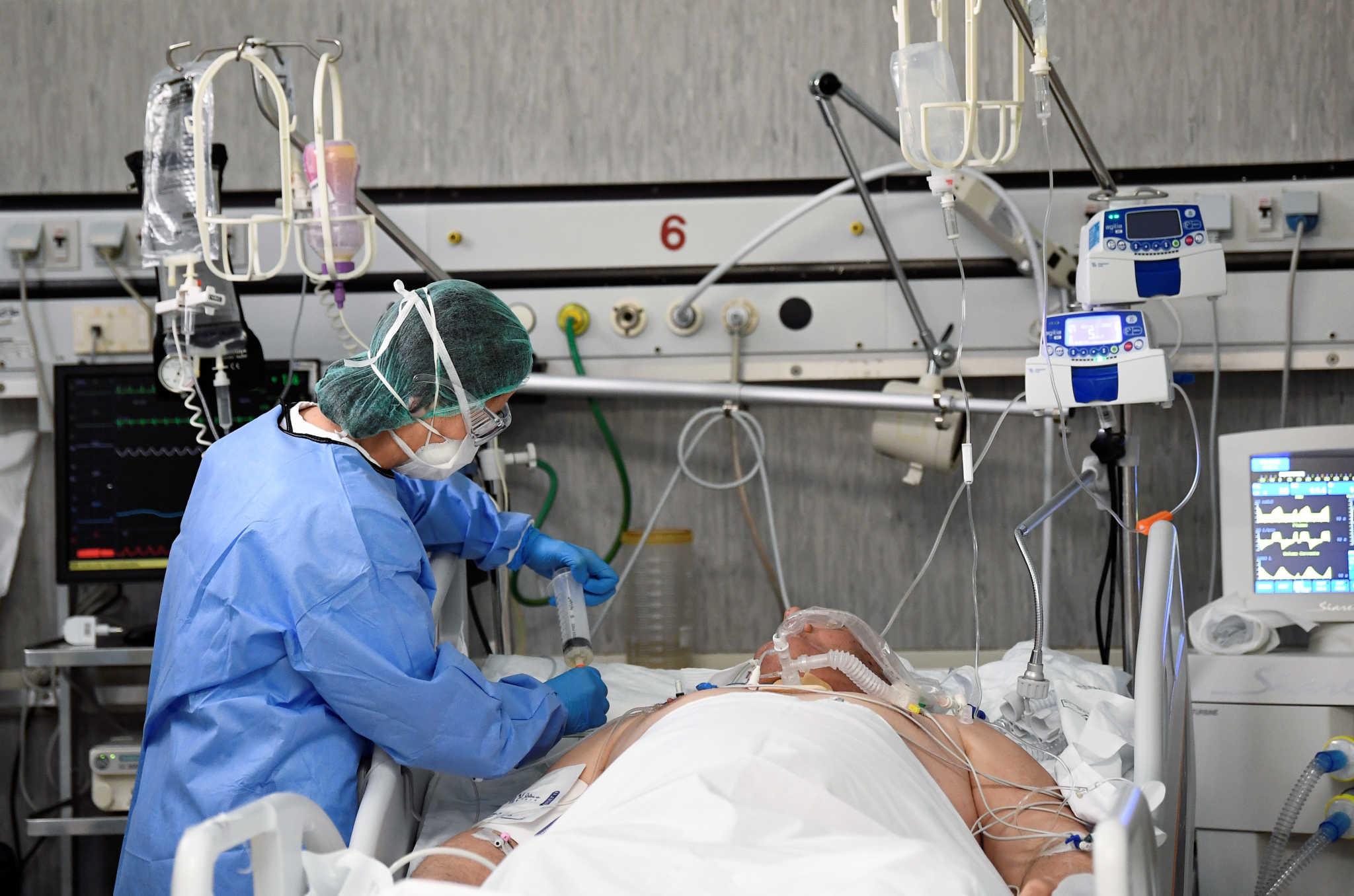 Κορωνοϊός: 7ος νεκρός από τον ιό στην Ελλάδα