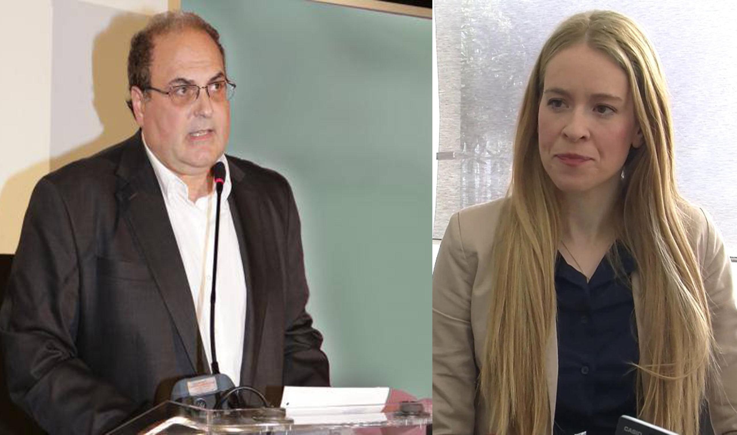 Σίμος Ρούσσος: Συνέντευξη δημάρχου Χαλανδρίου στην Δήμητρα Κούτρα για τον Κορονοϊό