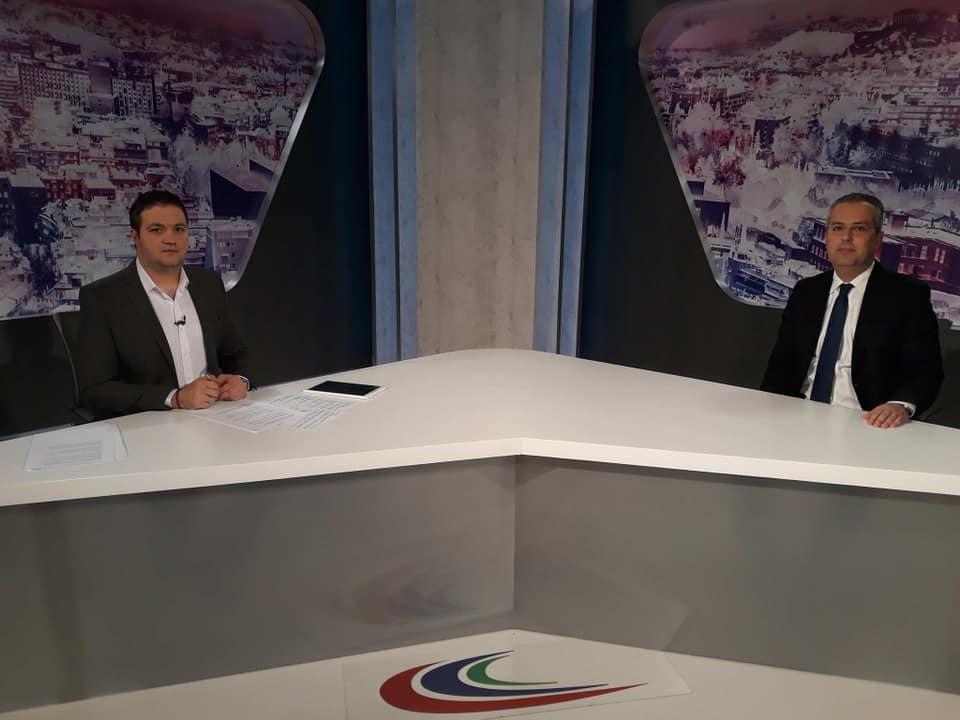 Ηλίας Αποστολόπουλος: Καλεσμένος στο Attica Tv ο δήμαρχος
