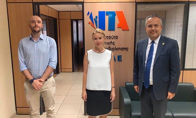 Αυτοδιοίκηση: Συζήτησαν εκπρόσωποι του ΙΤΑ και του Συμβουλίου της Ευρώπης