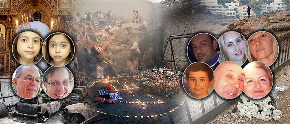 """Τραγωδία στο Μάτι: Η Μητρόπολη Κηφισίας αφιέρωσε την """"Λήθη"""" του Λορέντζου Μαβίλη"""