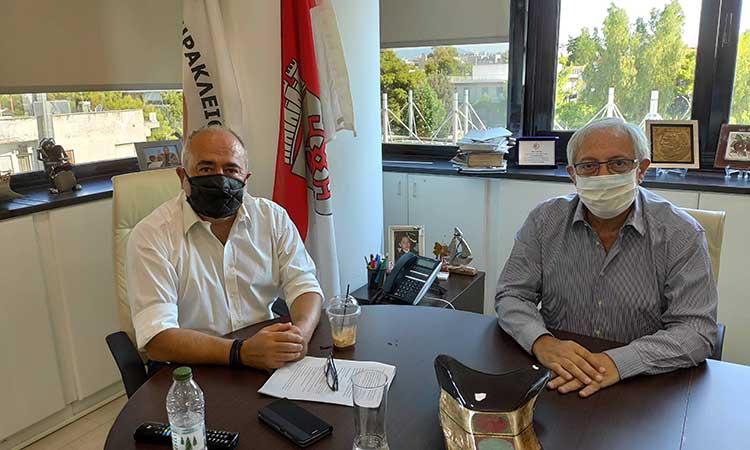 Irakleio-Maroysi: Sxediazoun apo koinoy draseis pros ofelos twn dimotwn