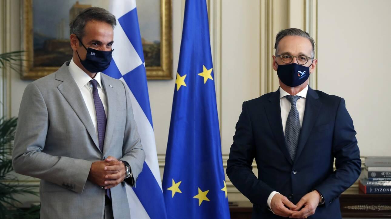 Mitsotakis – Maas: Anagki apoklimakwsis tis tourkikis proklitikotitas